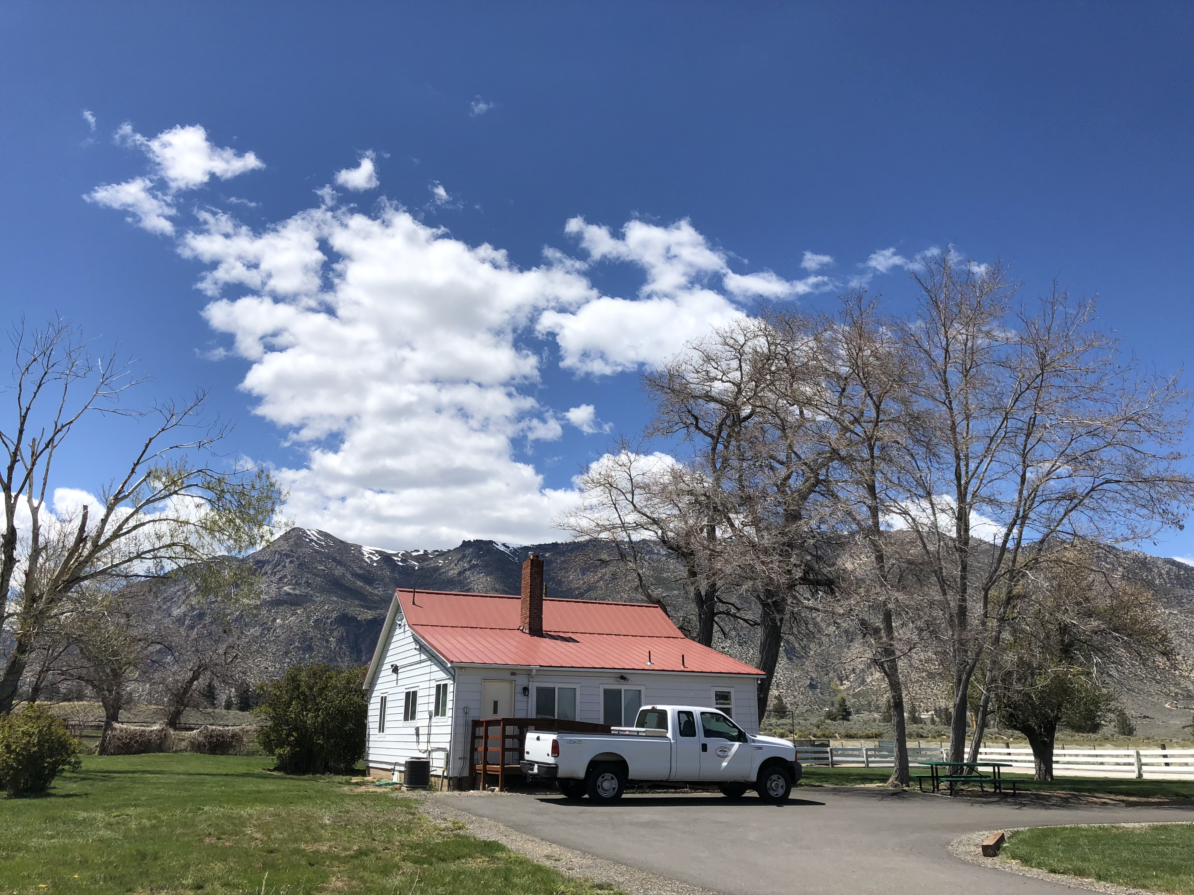 Diamond Valley Ranch House